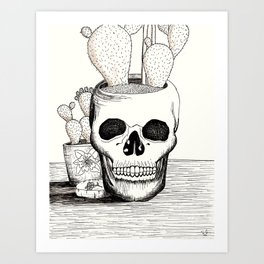Mazapán Art Print