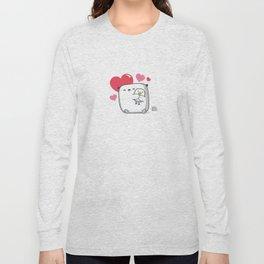 T shirt Corazón Long Sleeve T-shirt
