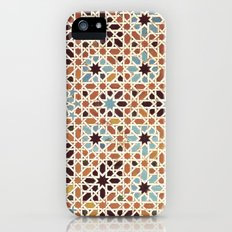 Lindaraja at the Alhambra. Vintage iPhone (5, 5s) Slim Case
