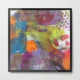 Colorscape Metal Print