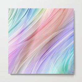 Color gradient 26 Metal Print