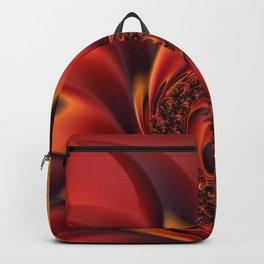 Agile Fractal Art Backpack