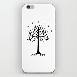 Tree(Gondor) iPhone Skin