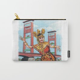 Traditional Dance Carry-All Pouch
