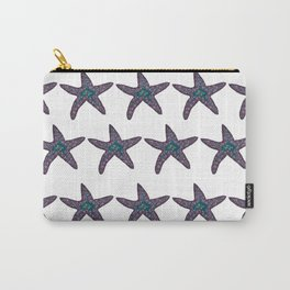 Sandy the Seastar - Abstract Starfish Carry-All Pouch