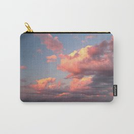 Pink Clouds over the Ocean Carry-All Pouch