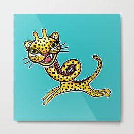 Jaguarffe, giaguarffa, jaguarfa Metal Print