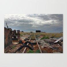 Forgotten Journey Canvas Print