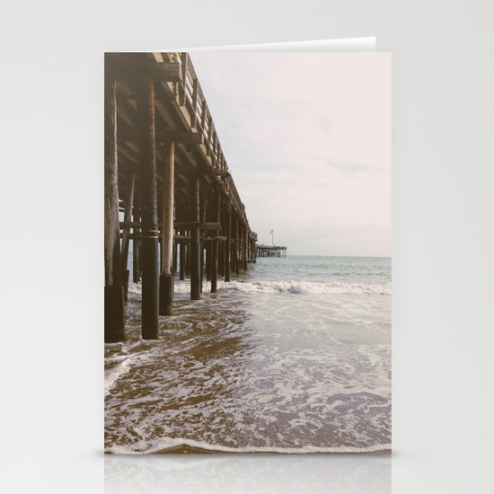 Ventura Pier Stationery Cards