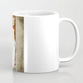 Girl & Wolf Coffee Mug