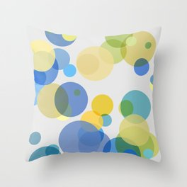 Aesthetics in mathematics Throw Pillow