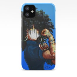 Naturally the Riveter  iPhone Case