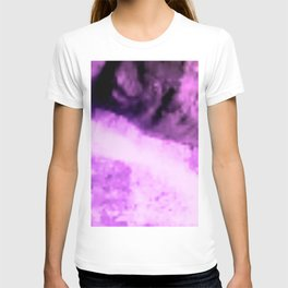 Purple Puff T-shirt