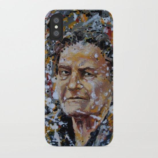 Elizabeth Anscombe iPhone Case