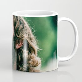 Bear :: Oh how we used to laugh Coffee Mug