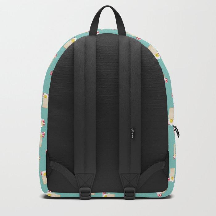 Morning Breakfast Backpack