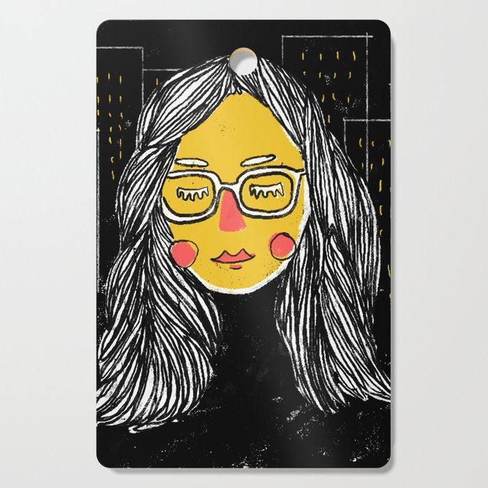 City Girl Megane Cutting Board