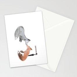 Fox!Mystrade Stationery Cards