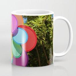 Rainbow Wind Spinner Coffee Mug