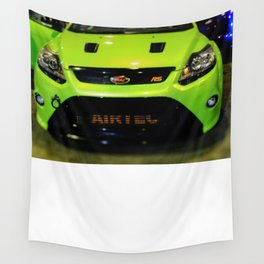 Ford Focus RS in HDR Wall Tapestry