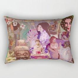Ladies In waiting Rectangular Pillow