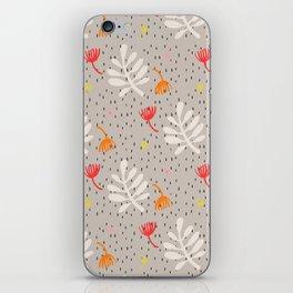 Desert leaves iPhone Skin