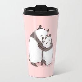 Panda Cuddle Travel Mug