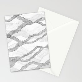 Mountainscape 7 Stationery Cards