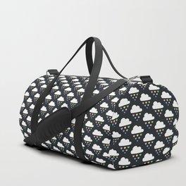 Raining hearts Duffle Bag