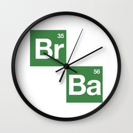 Breaking Bad Wall Clock