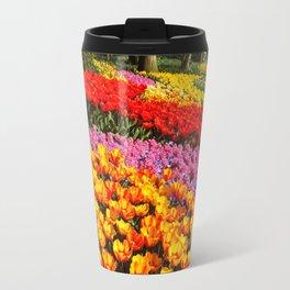 Tulip garden Travel Mug
