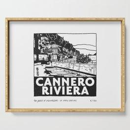 Cannero Riviera Serving Tray