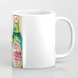 Miller Lite - Guinness- Heineken -Schlitz-Stella Artois Coffee Mug