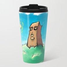 Sun on the Monolith Travel Mug