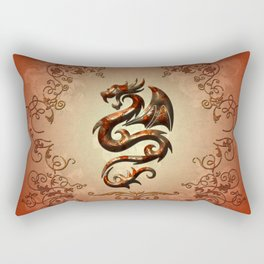 The dragon Rectangular Pillow