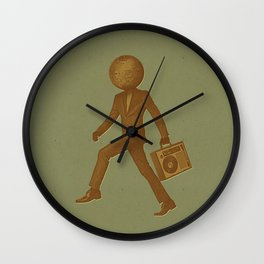 Disco Dave Wall Clock