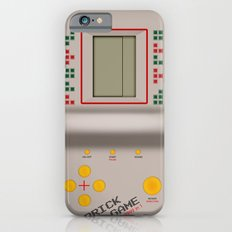 brick game iPhone 6s Slim Case
