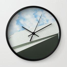 Amsterdam Eye Museum #2 Wall Clock
