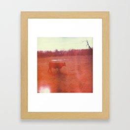 burns Framed Art Print