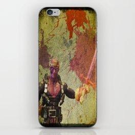 Gonzo Zemo iPhone Skin