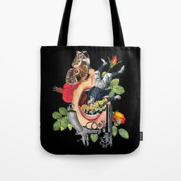 Throttled Infrastructure Tote Bag