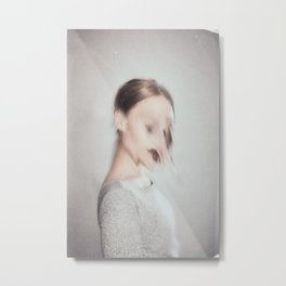 the other woman Metal Print