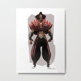 The Shogun of Harlem Metal Print