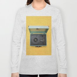Lionel's Record Player Long Sleeve T-shirt