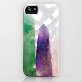 Crystal Altar iPhone Case