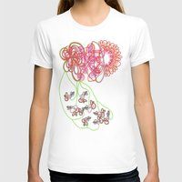 tequila T-shirts featuring Tequila Sunrise by Mary Holland