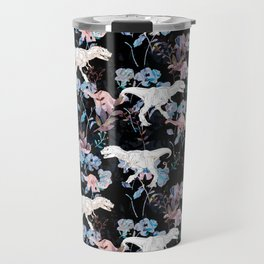 Jurassic Noir Travel Mug