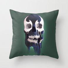 Venomus Throw Pillow
