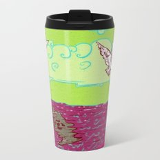 Peace & War Metal Travel Mug