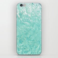 Pool Floor iPhone & iPod Skin